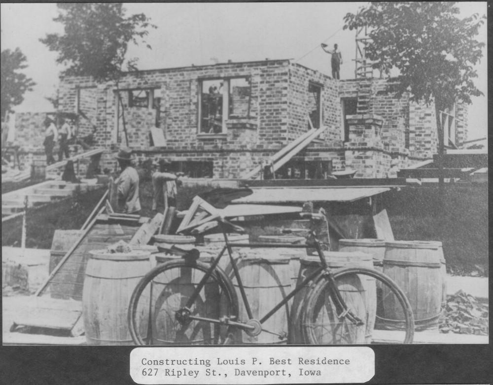1909 Construction