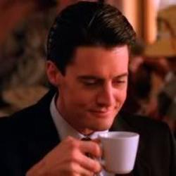 Damn Good Coffee... and HOT!