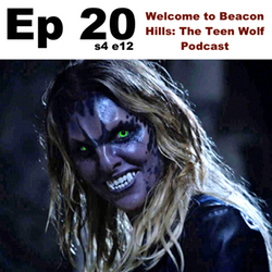 Dahne and Lilith discuss the 12th episode of the fourth season of MTV's Teen Wolf - Smoke and Mirrors CLICK TO PLAY