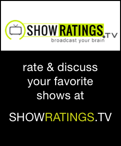 Rate & review your favorite (or not so favorite) shows, connect with other TV fans, get reminders sent when your favorite shows are on, get the ShowRater Buzz newsletter, and more! Free, of course.