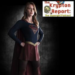Tyler discusses Supergirl's costume