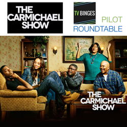Kyle and Olivia discuss the pilot for NBC's The Carmichael Show