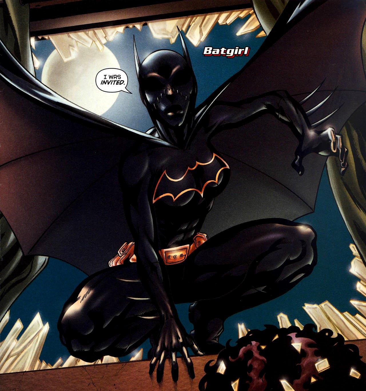 Podcast NetworkCassandra Cain (Batgirl or Black Bat)