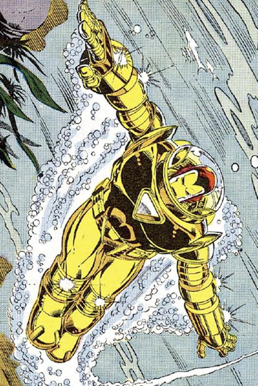 Hydro Armor