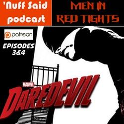 Rob, Jack & Alil discuss s1e3 & s1e4 of Netflix's Daredevil