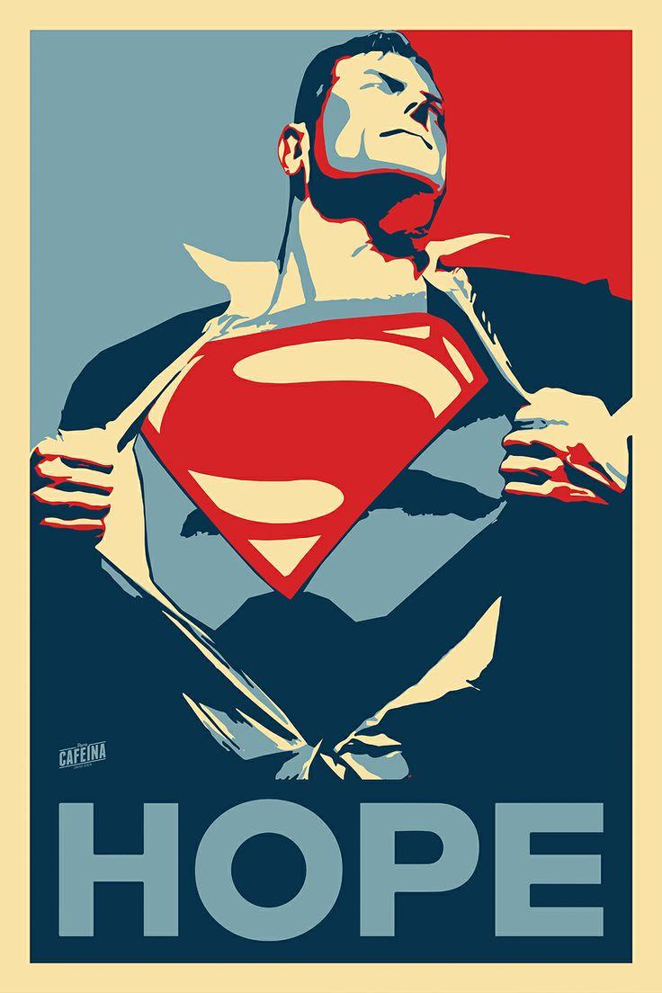 Resultado de imagem para superman hope