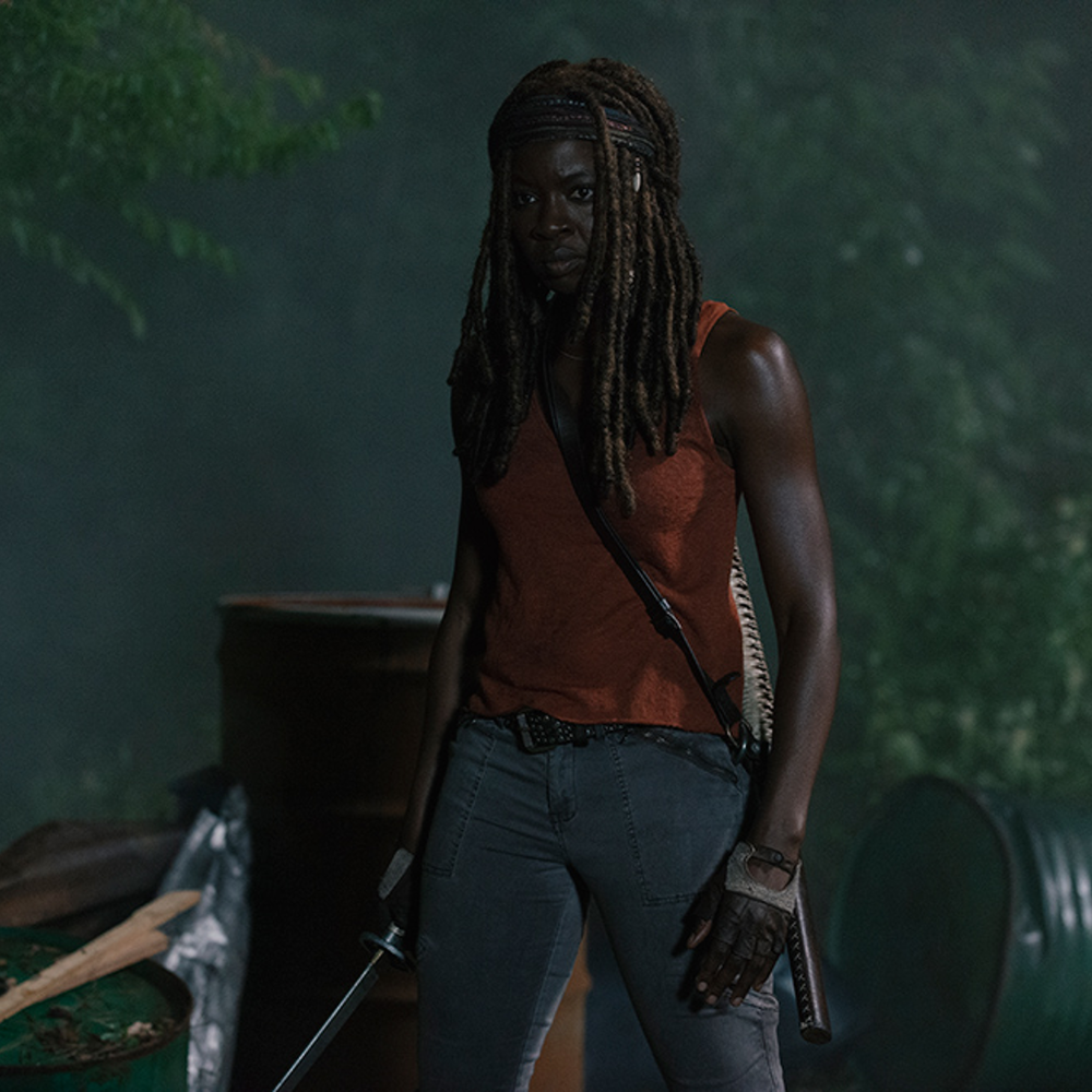 "Dianne & Marnell discuss s9e4 of The Walking Dead ""The Obliged"""