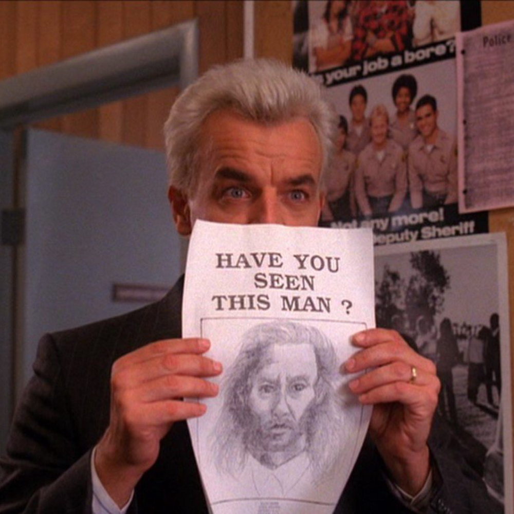 "Charles and Xan continue their  Twin Peaks  commentaries with "" The Man Behind Glass """