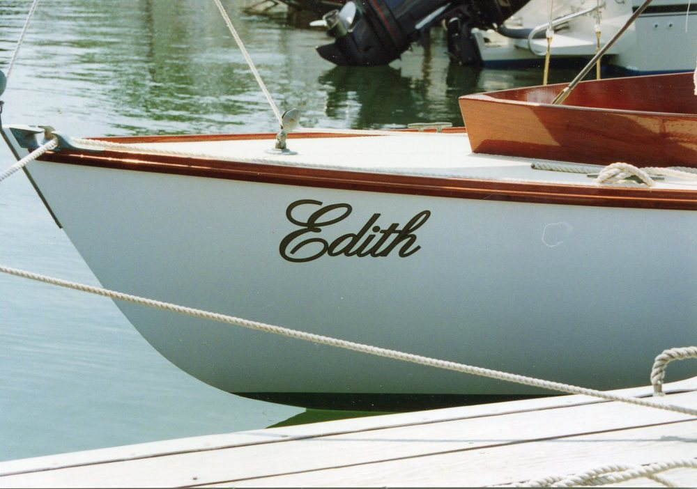 Edith, Rozinante, L.F.Herreshoff