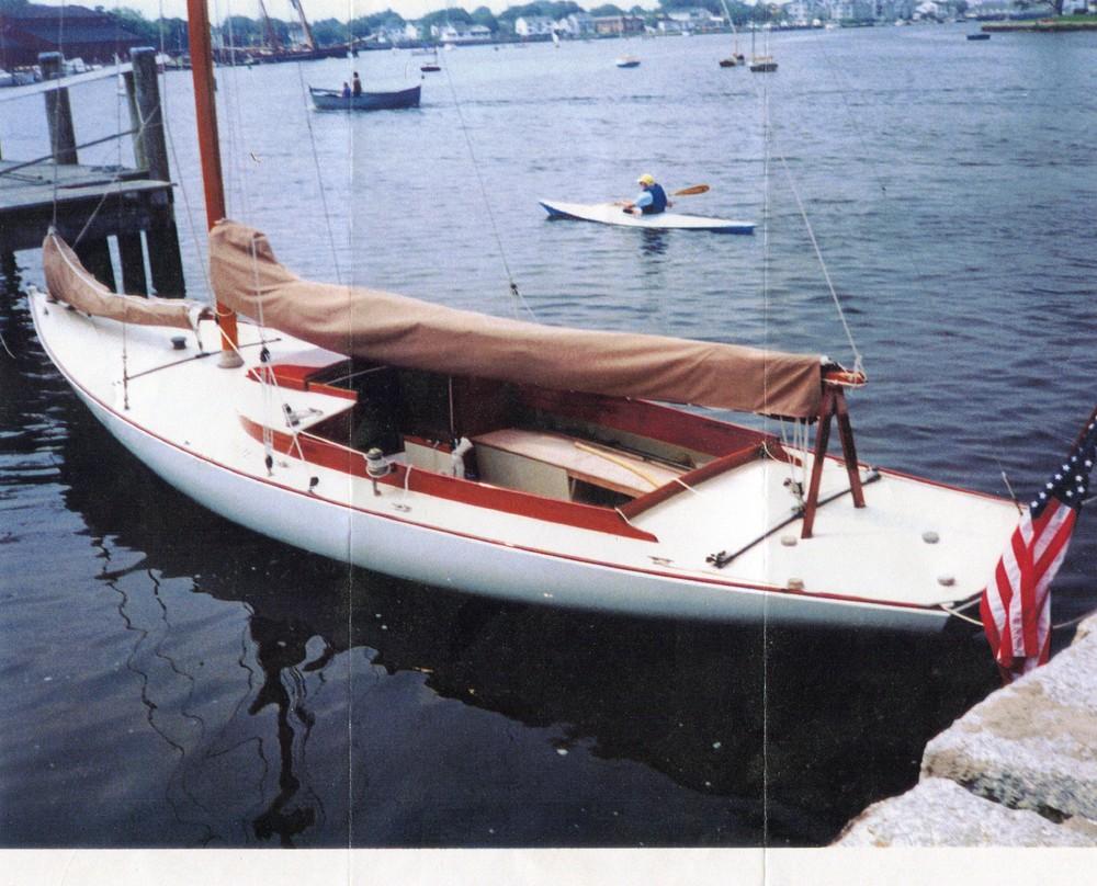 Goose, Buzzard's Bay 25', N.Herreshoff