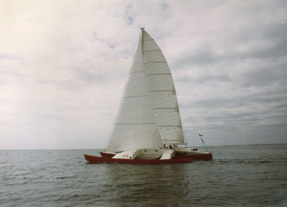 Bonifacio - Newick, Trimaran 45'