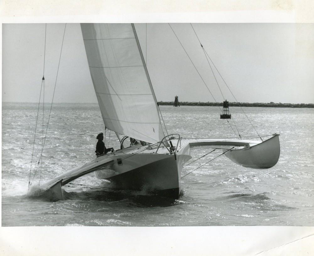 Margaret - Newick/McLaughlin, Trimaran 35'