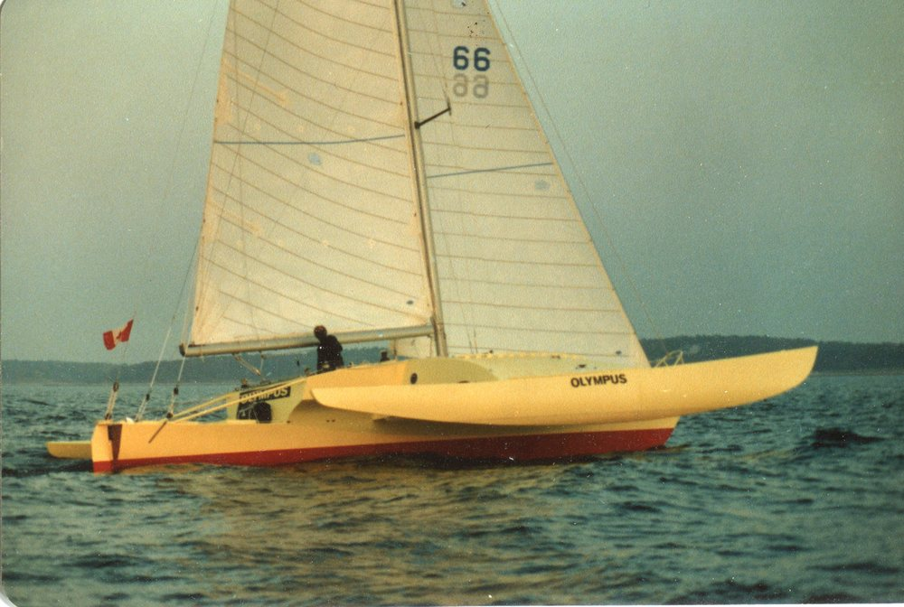 Olympus - Newick, 46' Trimaran