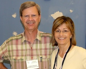 Compassion Weekend Project Managers  - Richard Schoelerman and Elizabeth Schar