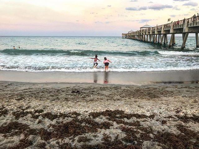 Jupiter, Fla. #onassignment #stltoday #florida #beach #travelphotography #iphoneonly