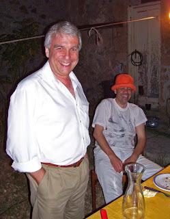 Dvaid Zarko & Piero Saluteri.