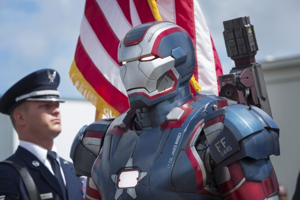 War Machine > Iron Patriot