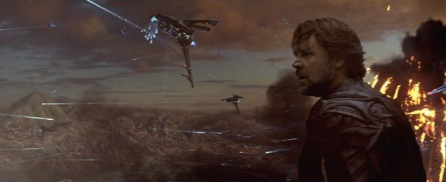 Whoa. Spaceships!