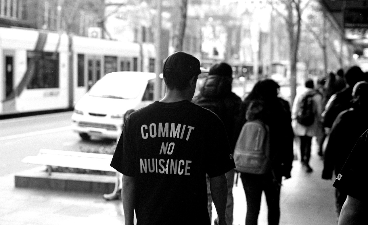 commit ~ deadlast ~ melbourne