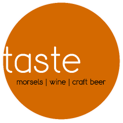 Taste, small plates | wine bar