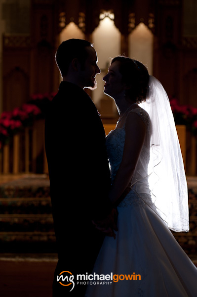 Springfield, Illinois, wedding photographer - First Presbyterian Church - Michael Gowin Photography