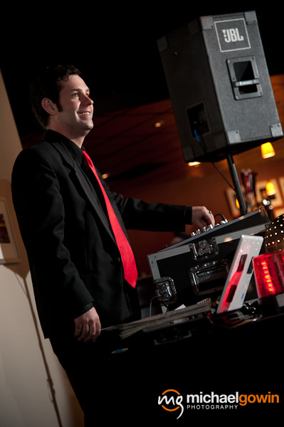 Rockstar DJs - Busch Stadium wedding reception - St. Louis, Missouri - Michael Gowin Photography