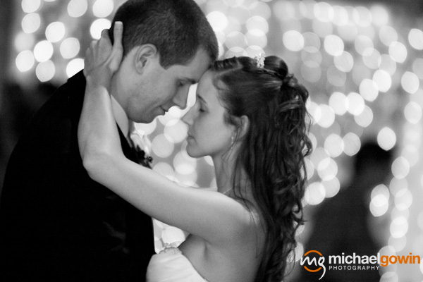 Springfield, Illinois, wedding photos - Michael Gowin Photography
