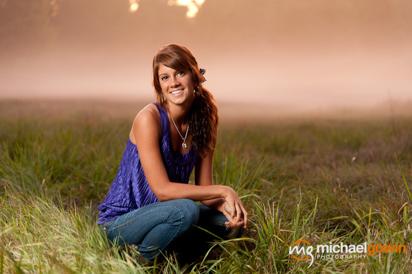 Peoria, Illinois, senior pictures and photographs - Michael Gowin Photography