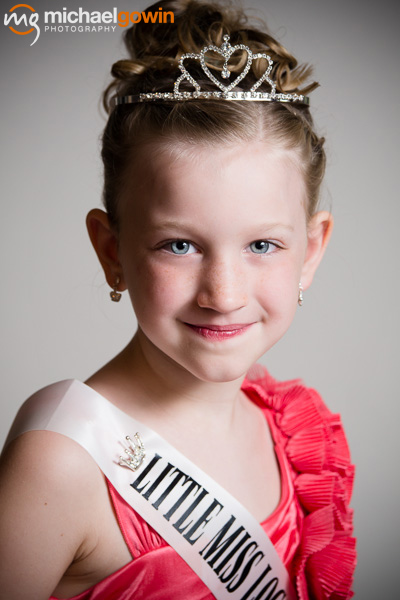 Michael Gowin Photography - Lincoln, Illinois, pageant portrait photographer