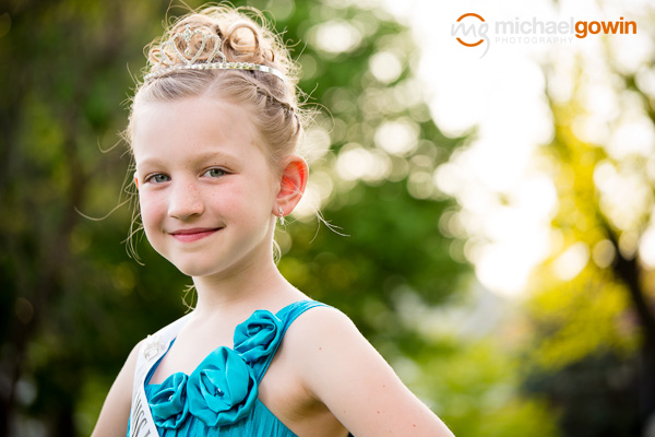 Michael Gowin Photography - Bloomington, Illinois, pageant portrait photographer