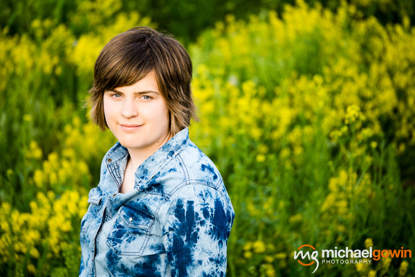 Michael Gowin Photography - Bloomington, Illinois, senior photographer