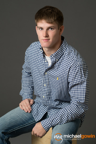 Sam, Senior 2014 :: Bloomington, Illinois, Senior Photographer :: Michael Gowin Photography, Lincoln, IL