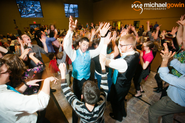 Zach and Betsy wedding, Lincoln, IL :: Michael Gowin Photography