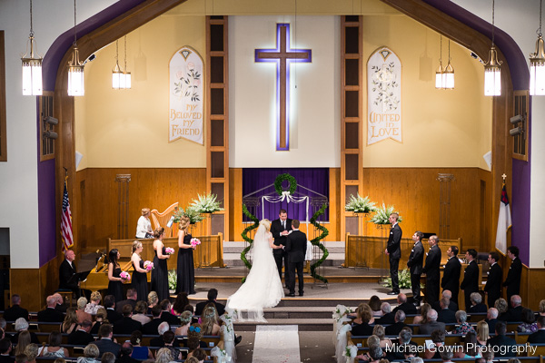 Nathan and Genevieve Neal, Springfield, Illinois, wedding photographer :: Michael Gowin Photography, Lincoln, IL
