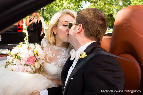 Nathan and Genevieve Neal, Peoria, Illinois, wedding photographer :: Michael Gowin Photography, Lincoln, IL