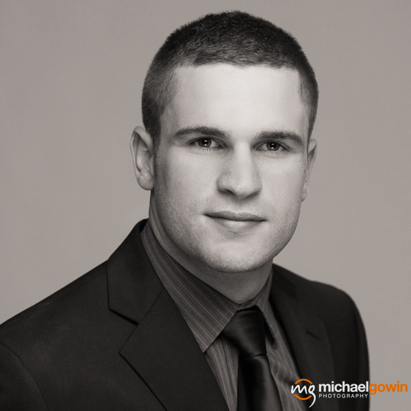 Peoria, Illinois, business headshot photographer :: Michael Gowin Photography, Lincoln, IL