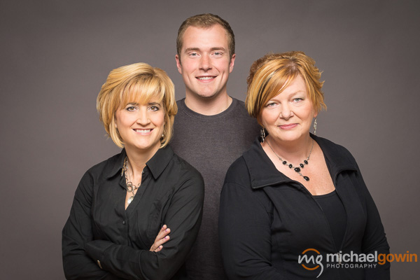 Seth Goodman and the ME Realty team, Lincoln, Illinois :: Michael Gowin Photography