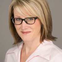 Woman's professional business headshot, Springfield, Illinois