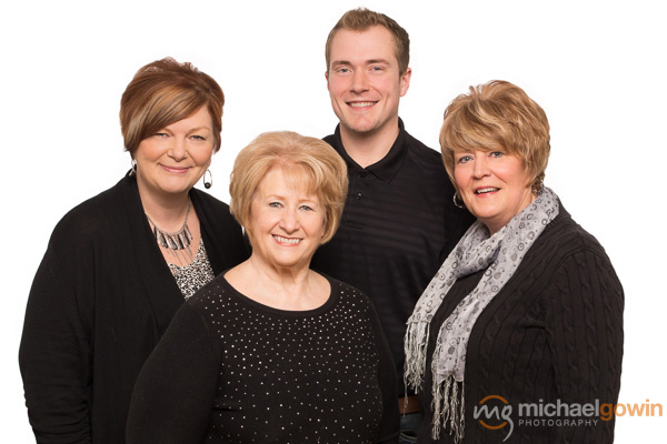 Seth Goodman and the ME Realty team :: Michael Gowin Photography, Lincoln, IL