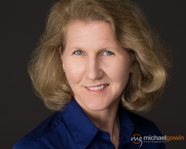 Julie Bakewell, business portrait/headshot :: Crown Jewel Accounting & Consulting, Bloomington, IL :: Michael Gowin Photography, Lincoln, IL