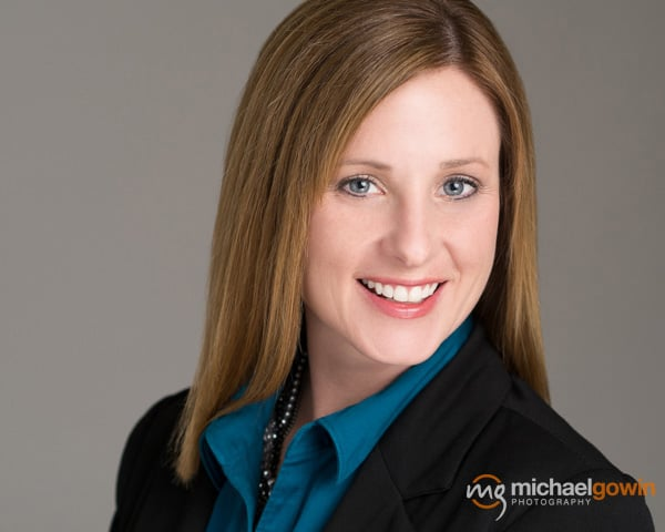Kelly Juergens, pharmaceutical sales director :: Michael Gowin Photography, Lincoln, IL