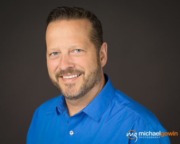 Peoria, Illinois, business headshot photographer :: Michael Gowin Photography, Lincoln, IL - http://gowinphotography.com