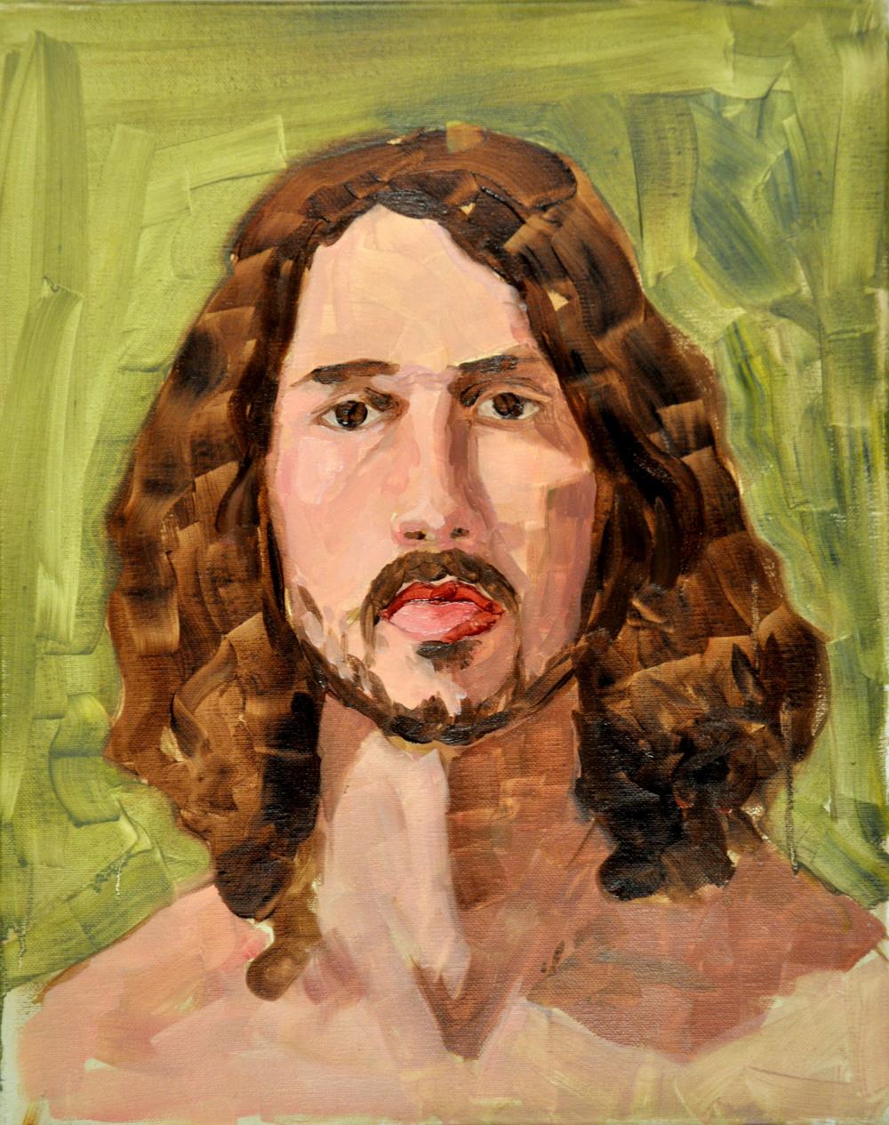 1 hour portrait