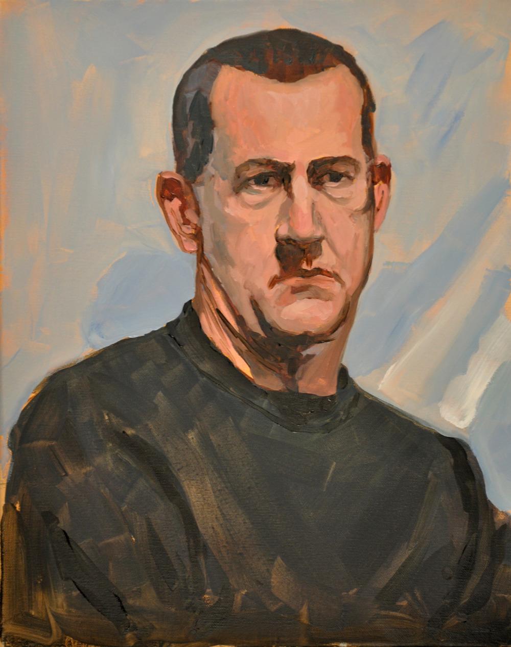 2 hour portrait