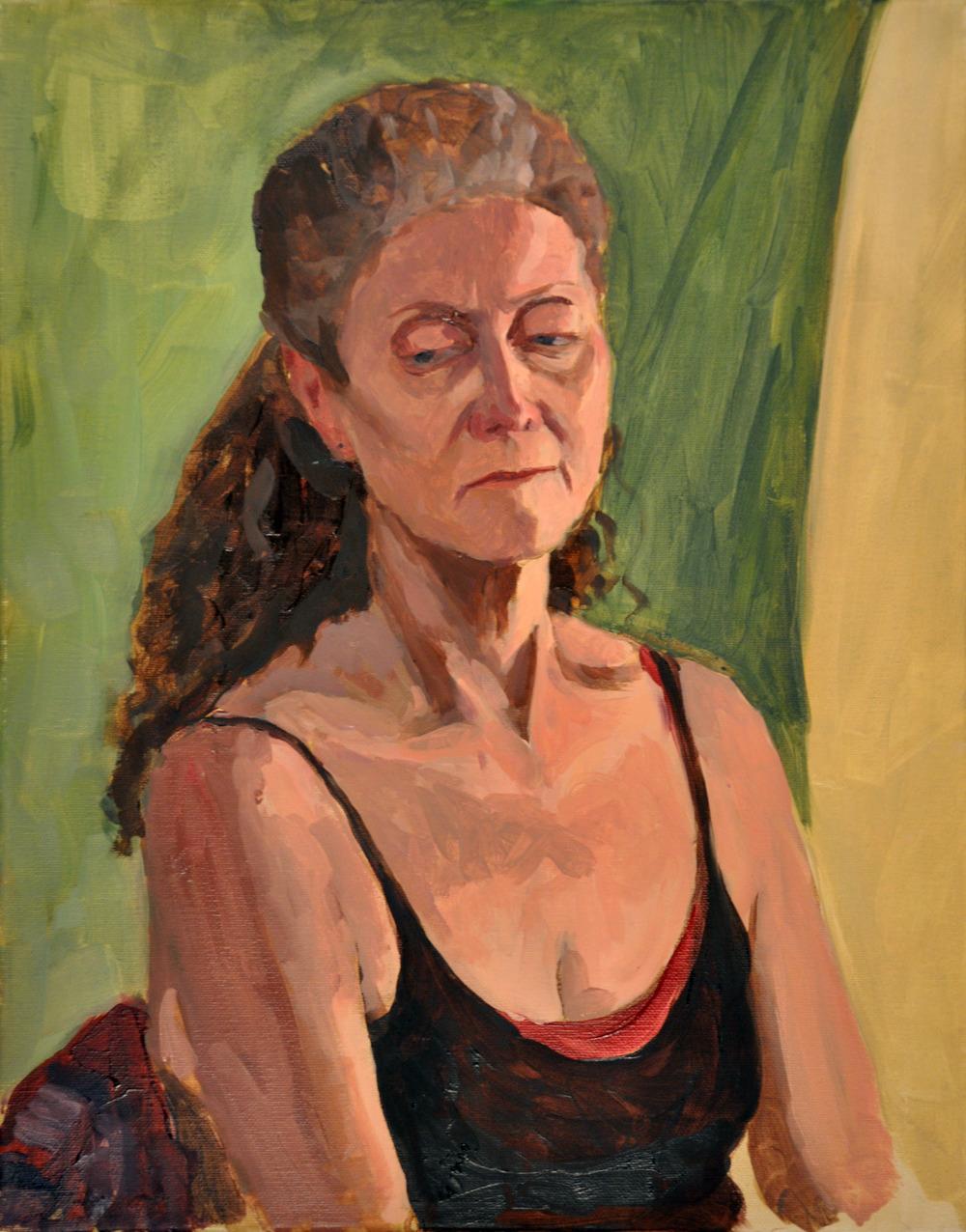 5 hour portrait