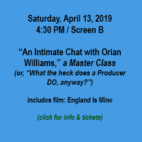 Orian Williams explains just what the heck a Producer actually  does!