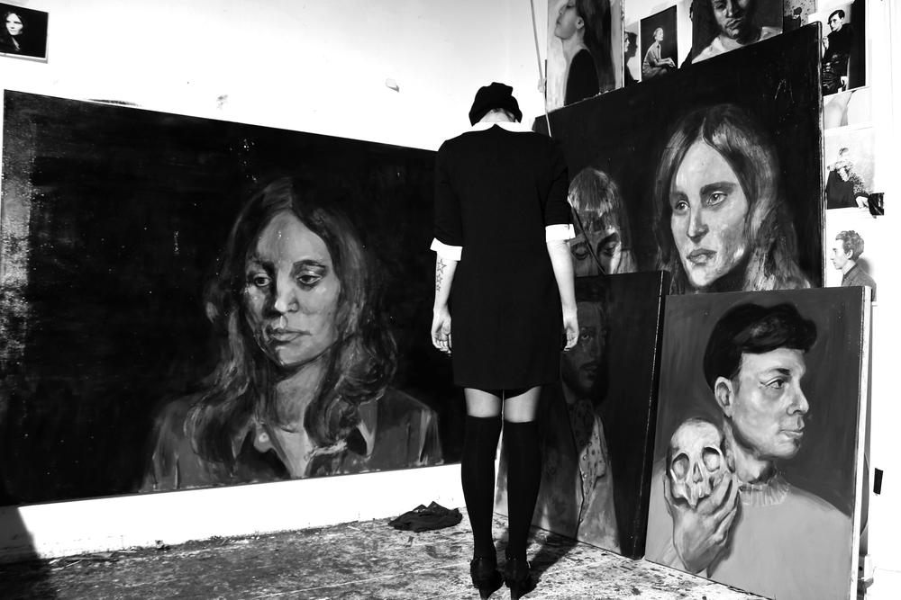 Studio. March 2016