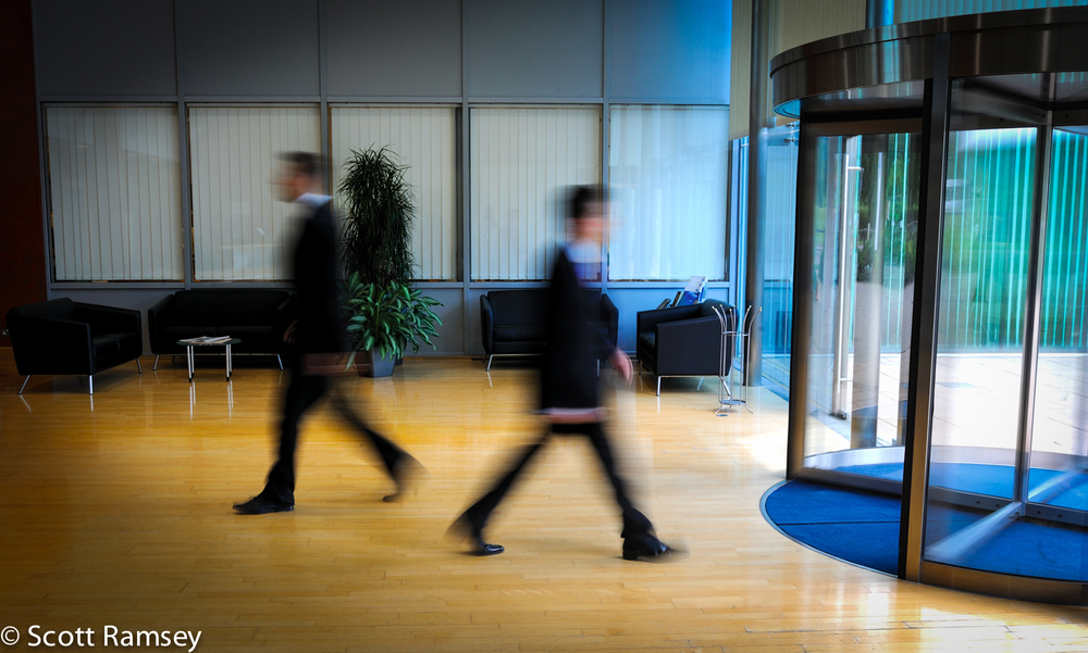 Bracknell Corporate Office Photography