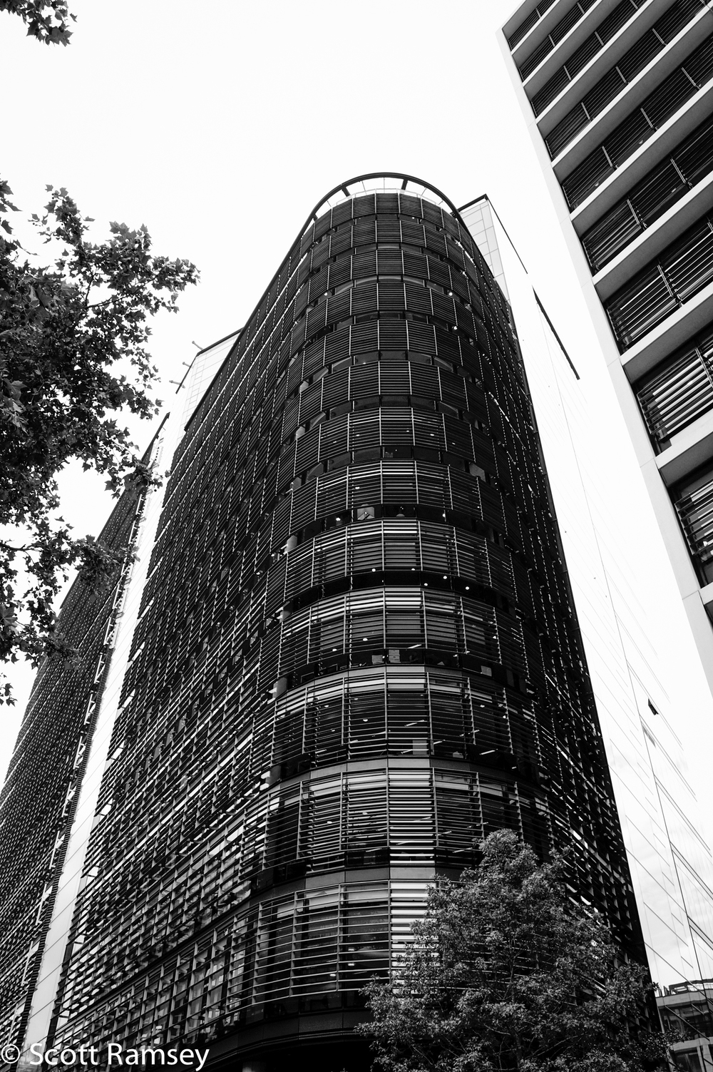 Corporate Photography London Office Building