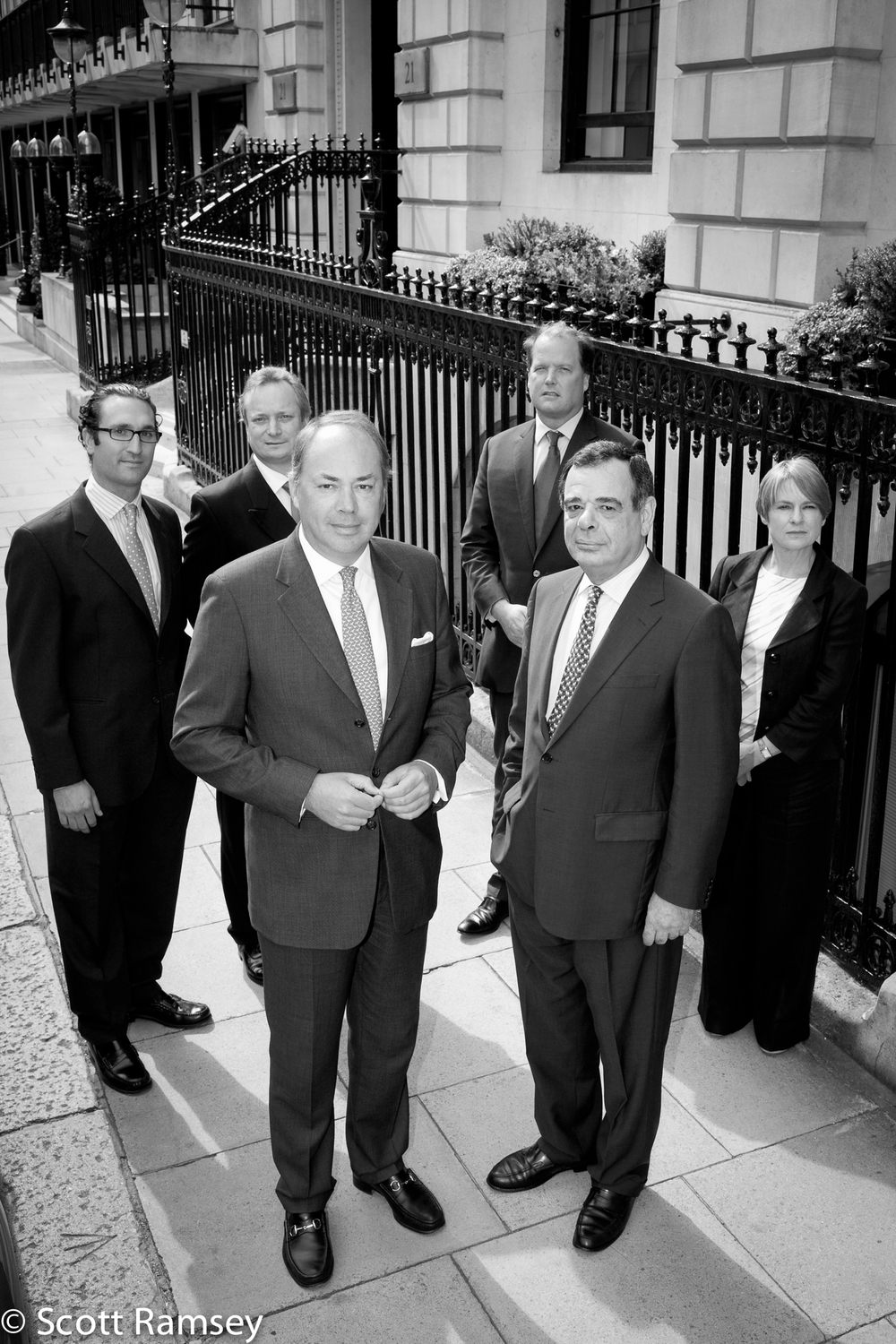 London Group Corporate Photography